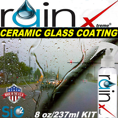 $24.95 • Buy Pro Grade Ceramic Car Coating Rain-xtreme Glass Treatment Car Wax Polish Spray