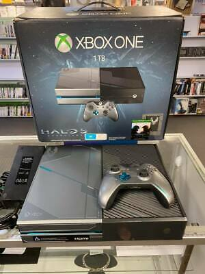 AU399 • Buy Xbox One Halo 5 Guardian Edition 1tb P21277