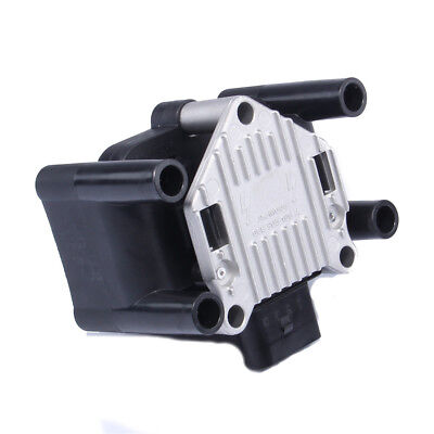 $40.15 • Buy Ignition Transformer Coil For VW Beetle Jetta Golf Audi A2 A3 1.6  2.0