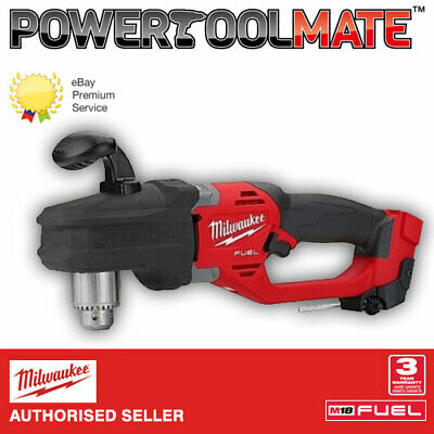 £213.99 • Buy Milwaukee M18CRAD2-0 M18 Fuel Right Angle Drill Body Only