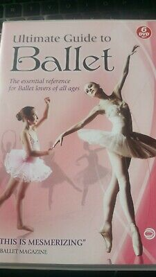 £8.99 • Buy Ultimate Guide To Ballet  6 Dvdset Workout, Children's, Essential Reference
