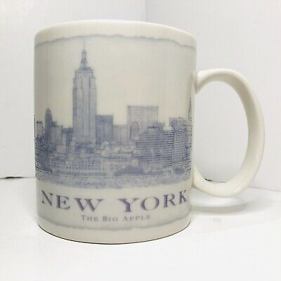 Starbucks Mug New York Architecture Series City Collectable 2008 18oz Rare • 12.99£