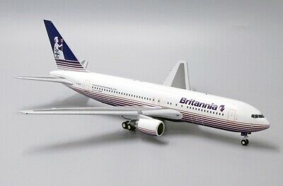 AU159.59 • Buy Jc Wings Jc2646 1/200 Britannia Airways B767-200(er) Reg: G-brif With Stand