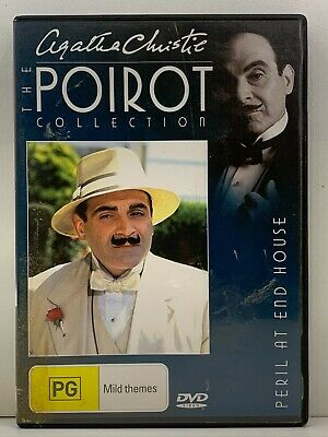 DVD - Agatha Christie: Poirot - Peril At End House - FREE POST #P3 • 4.22£