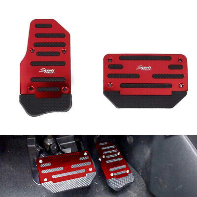 £5.32 • Buy Universal Non-Slip Automatic Pedal Brake Foot Treadle Cover Accessories Kit Red