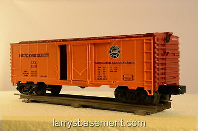 $19.99 • Buy Industrial Rail Train, Reefer Car Union Pacific Fruit Express 027 Scale Boxed