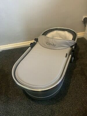Icandy Peach 4th Gen Main Carrycot In Truffle • 33£