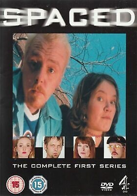 Spaced Complete First Series One Simon Pegg Jessica Stevenson Ch4 Dvd New Sealed • 3.28£