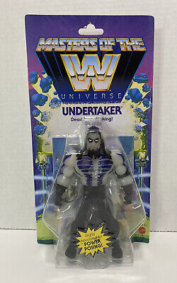 $44.99 • Buy 2020 Masters Of The WWE Universe Action Figure: UNDERTAKER