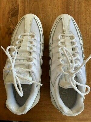 AU45 • Buy Nike Air Max White Womens US 8.5 UK 6 EUR 40. In Excellent Condition. Worn Once