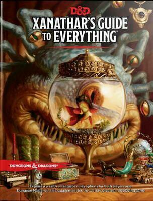 AU57.95 • Buy Dungeon's And Dragons Xanathar's Guide To Everything