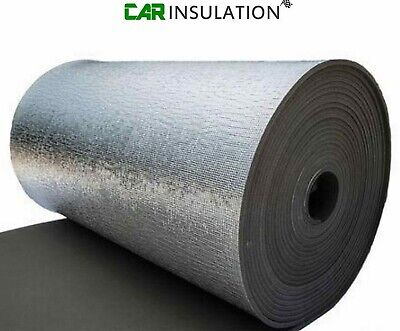 £29.99 • Buy Camper Van Insulation Foil Closed Cell Foam Floor Roof Sound Proofing GMPE 1.5m²