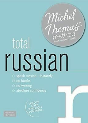 £100 • Buy Total Russian (Learn Russian With The Michel Thomas Method) [Audio CD] Bershadsk