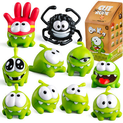 £3.60 • Buy Prosto Toys Cut The Rope, Om Nom Figurines W/Pastilles, Original, Character #1