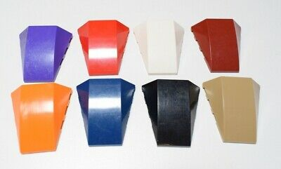 Lego 47753 Brick Wedge Curved 4x4 Select Colour Pack Of 8 • 3.99£