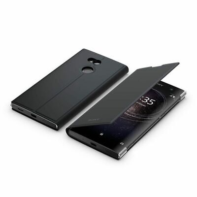 $ CDN13.05 • Buy New Original SONY SCSH20 Stand Protect Case Cover For Xperia XA2 Ultra Black