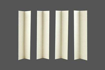 Cake Box Corner Extensions 12  Tall For High / Tiered Cakes 4 Corner Extenders • 4.45£