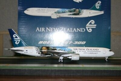 AU268 • Buy JC Wings 1:200 Air New Zealand Boeing 767-300 ZK-NCG  Lord Of The Rings  XX2861