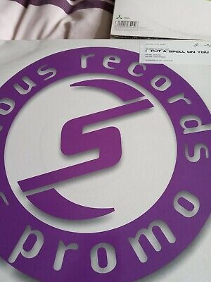 Sonique – I Put A Spell On You 12  Trance VGC (M) • 3.49£