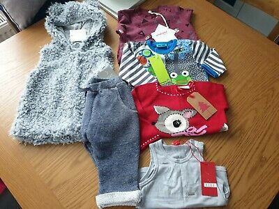 £40 • Buy BNWT Baby Girl Bundle Size 3-6 Months Next Small Paul Frank Elle Mee Too