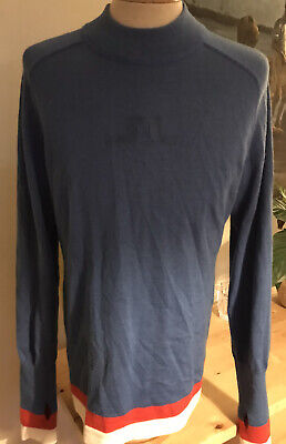J Lindeberg Golf Jumper M • 18£