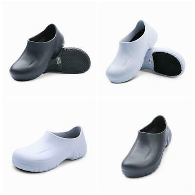 £20.14 • Buy Women Men Work Shoes Safety Chef's Catering Hospital Medical Anti Slip Size S077