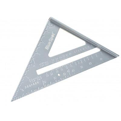6  150mm Set Square Aluminium Roofing Rafter Tri-square Mitre Saw Guide • 3.49£