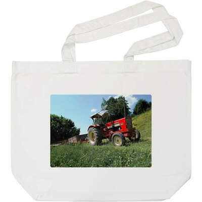 AU23.38 • Buy 'Red Tractor' Tote Shopping Bag For Life (BG00005846)