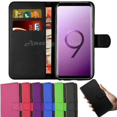 $ CDN5 • Buy Case Cover For Samsung Galaxy S7 Edge S8 S9 S10 S20 Plus Wallet Leather Magnetic