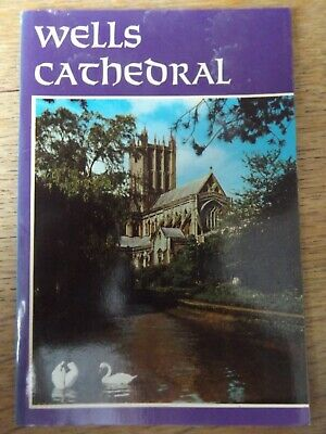 Wells Cathedral Guide 1969 Paperback Booklet • 3.69£