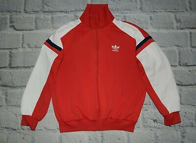 Adidas Vintage WEST GERMANY Tracksuit Track Top Jacket Size L • 59£