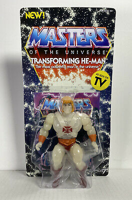 "$39.99 • Buy 2020 Super7 -  Masters Of The Universe 5.5"" Retro Figure: TRANSFORMING HE-MAN"