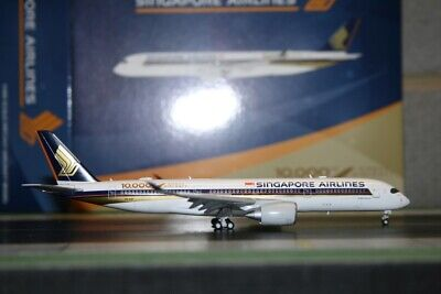 AU108 • Buy JC Wings 1:400 Singapore Airlines Airbus A350-900 9V-SMF  1000th  (XX4857A)