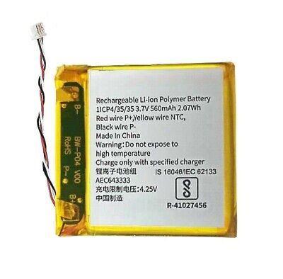 NEW Replacement Battery For Beats By Dr. Dre Studio 2.0 560mAh AEC643333 PA-BT05 • 14.99£