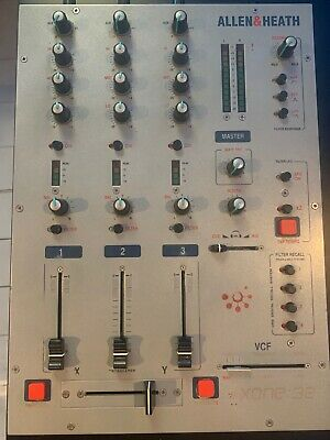 Allen And Heath Xone:32 Mixer • 160£