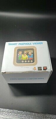 Smart Peephole Viewer • 14£