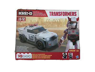 Kre-o Transformers Building Toy Prowl  149 Pieces Kreon X 2 • 8.21£