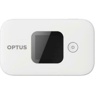AU84.95 • Buy Optus 4G Plus Huawei E5577 Portable Pocket WiFi Modem With 50GB Of Included Data