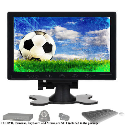 £59.84 • Buy 10  LCD Monitor Screen Touch Button HDMI AV VGA For CCTV Security Cam PC Display