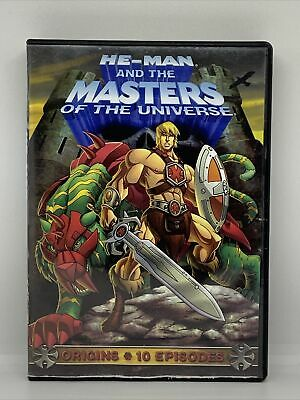 $5.99 • Buy He-Man And The Masters Of The Universe: Origins Dvd. Awesome!!