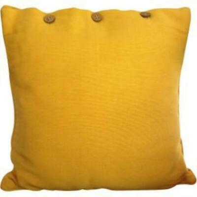 AU36.95 • Buy Marigold Yellow Cushion Cover - Marigold