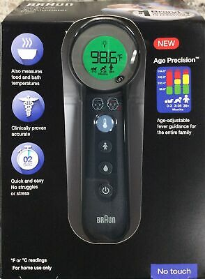 $ CDN48.57 • Buy Braun BNT400 3-in-1 No Touch Thermometer - New, Free Shipping