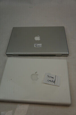 $ CDN85.88 • Buy Apple MacBook A1181 & A1150 Laptops Lot FOR PARTS