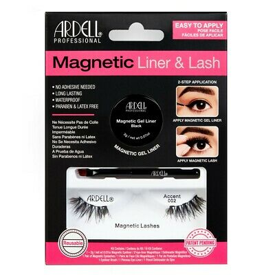 AU19.92 • Buy Ardell Magnetic Liner & Lash Accent 002
