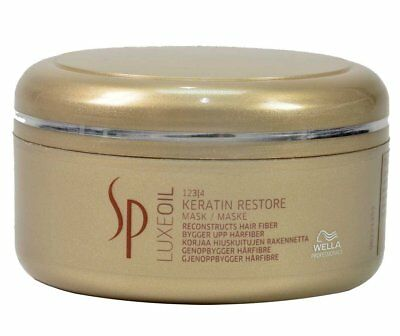 Wella Professionals SP Luxe Oil Keratin Restore Mask,150 Ml(Free Shipping World) • 30.99£