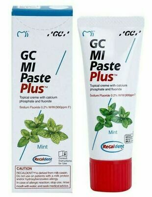 AU45.82 • Buy Gc Recadent Tooth Mousse Plus (Mint Flavor) 40 Gm (free Shipping World)