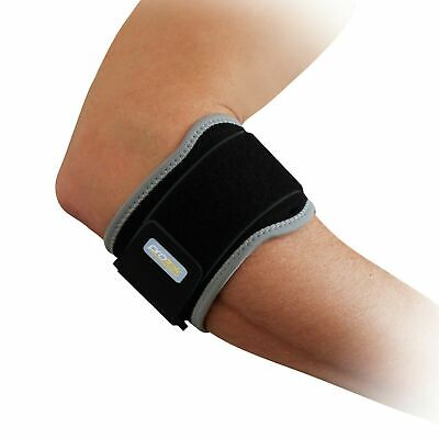 Protek Tennis Elbow Support Strap Brace Band For Gym Sport Golfers Pain  • 9.99£