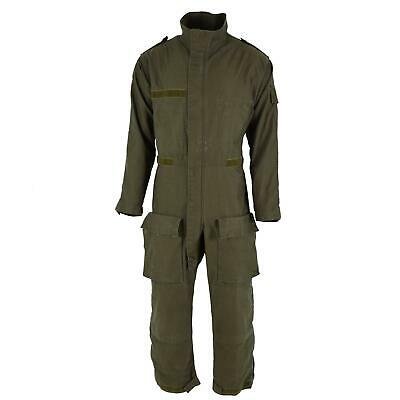 $43.99 • Buy Original Austrian Army BDU Coverall OD Tanker Workwear Jumpsuit Military Issue