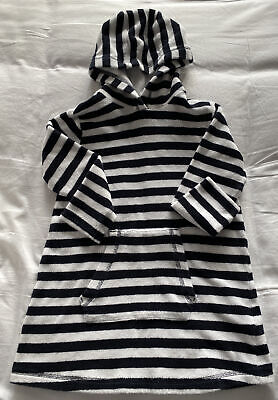 Next Towelling Swimming Beach Hoody Robe Coverup  Age 4 • 4£