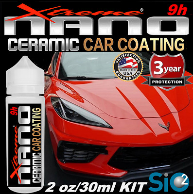 $34.95 • Buy Ceramic Car Coating Pro-grade 9h Scratch Resistant Paint Protection Car Polish